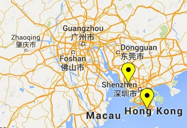 Your address in China (for parcel forwarding and mail receiving)